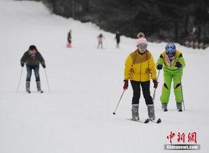 月16日,日本14年来首个新设的滑雪场