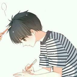 动漫风格的QQ背景名片