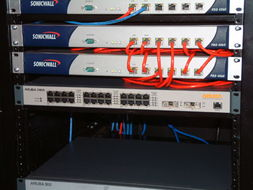 Wi-Fi无线交换系统集高速以太网交换、VPN、防火墙