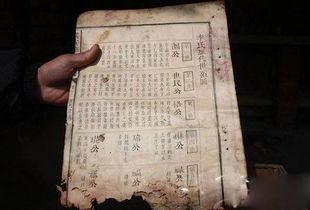 此处村民自称李世民后裔,唐朝灭亡后隐遁于此,还有族谱可寻