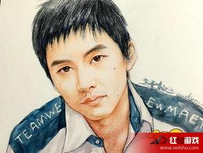 位萌妹画手,@观音桥毕加索 在微博上传了自己画的几位LOL主播的画...