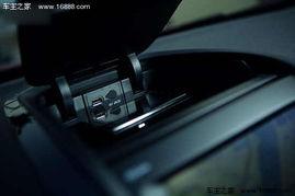 ...盒里有USB和AUX音频输入接口-英雄莫问出处 试驾评测名爵MG5 1.5...