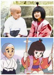 h小君辛妮-真人版《一休小和尚》将于6月30日在日本播出.这部特别电视剧集将...