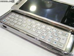 立信X1SEX1X1手机Xperia X1图赏图片介绍:X1 外观上的最大特点之...