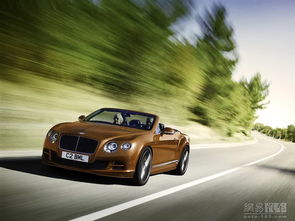 新款宾利欧陆GT Speed
