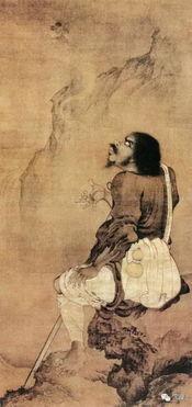 07)曾在辅顺宫画过壁画.他笔下的人物,形象生动,造型多奇特,如...