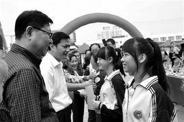广州黄埔区首创合条件外来工子女免费读3年职校