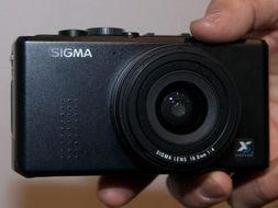 图为:适马数码相机 DP1-26日百款相机价格表 专业便携相机降价