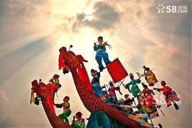 龙尊夺国传-仅45元,赏玩原价80元广州沙湾古镇园景点票一张 有着800多年历史 ...