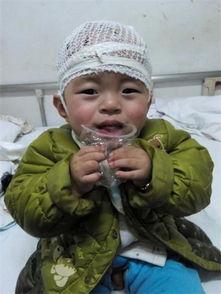 ...为身患重症的小孝宸-河南封丘县 一岁男童患重症无钱医治 需要社会...