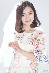 高清 张维娜半熟写真曝光 摆弄头纱展示新娘力