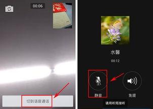 QQ微信怎么设置视频聊天静音详细教程