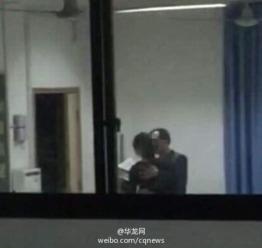 ...两江中学男教师办公室内亲吻搂抱女生被开除