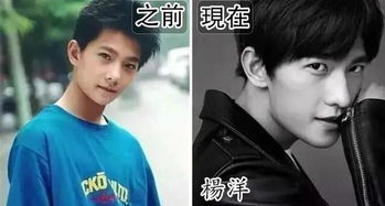 原来鹿晗小时候就有明星范 杨洋从小帅到大 李易峰你肯定认不出