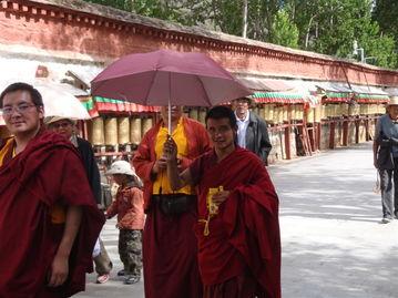 骑行唐蕃古道去西藏 尼泊尔游记 三十六
