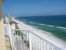 巴拿马城海滩Boardwalk Condominiums点评 Boardwalk 2 Bedroom ...