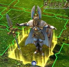 魔法门之英雄无敌6 圣堂势力兵种预览