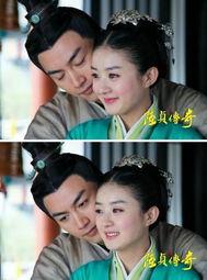 ...评如潮,陈晓、赵丽颖俊男靓女的组合深受欢迎,网友感叹
