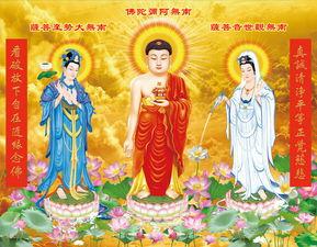 佛教如来佛祖观音菩萨寺庙佛堂壁画背景墙