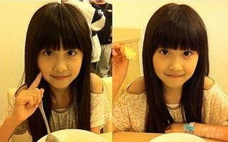 台湾萝莉双胞胎姐妹花 完爆北大最帅孪生兄弟 组图