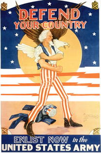 ...你的国家:加入美利坚合众国军队!