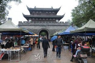 古子城飘萍路马路市场被取消