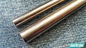 断獠-打击节与中间节以及手柄节采用不同材质,打击节采用S35钢材,而中...