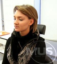 20岁的法国美女LULU,期待着她的曼妙人生.-解密好莱坞特效化妆之...