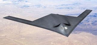 洛马公司飞翼方案 -美军为 轰炸北京 秘密研制新型战略轰炸机
