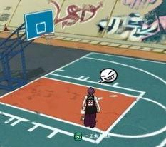 街头篮球广场聊天系统 萌表情惹人爱