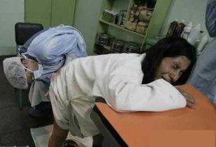 产妇分娩医生手伸进去接生图片 吓死宝宝了 2