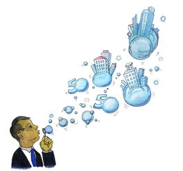 高热世界-全球房价高烧 市场担忧资产泡沫