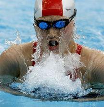 特约记者杨柳蒙特利尔报道 世锦赛前,奥运会六金得主菲尔普斯-罗雪...