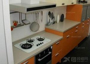 厨房用具大全灶台