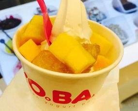 YOBA酸奶冰淇淋-沪上又潮又好吃的冰淇淋TOP17