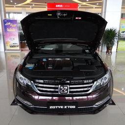 销售热线:0351-7099330-众泰Z700 1.8T MT 尊贵型