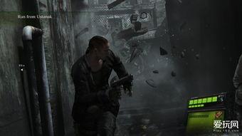 生化危机6 PS4 X1版截图