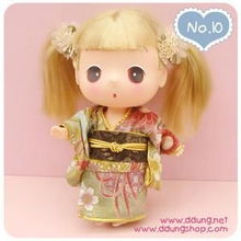 韩国12款超可爱的迷糊娃娃
