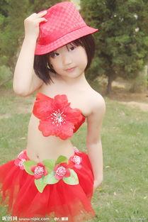 可爱小美女图片
