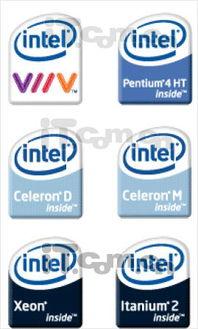 新11选5网上在哪里买药-双核心版本Yonah将会被称为Duo Core inside(右)   迅驰平台的标识...