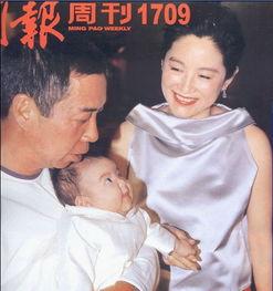 小女儿邢言爱满月照-林青霞三个女儿罕见合影 抱一起感情深厚
