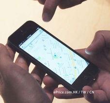Google Map.但它的3D地图只有一些城市才用得到,导航功能也不确...