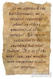 ...服官方公布风裔旅行日记手稿