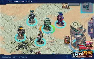 梦幻机器人大战 钢魂 今日开放测试