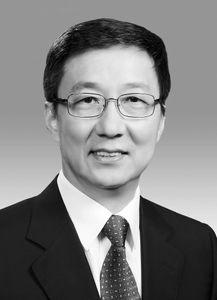 韩正同志兼任上海市委书记