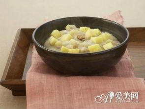 参、麦冬加水煮20分钟取汁,将汁加粳米、扁豆煮成粥食用.适用于手...