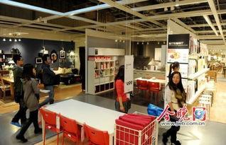 宜家家居天津商场10号开业 在中国开设的第十家商场