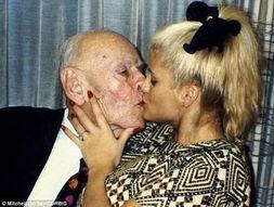 安娜妮可26岁时嫁给89岁的石油大亨霍华马歇尔-艳星与家人相继死亡 ...