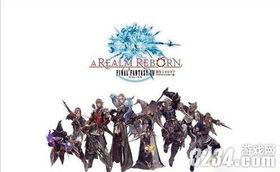 最终幻想14 重生国度 登录账户数破150万