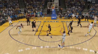 NBA2K16 MT模式梦幻球队视频解说 MT模式库里父子对决视频